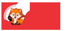 logo gấu trúc đỏ