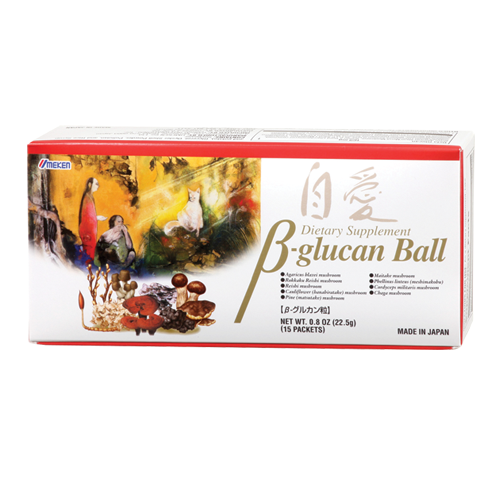 beta glucan ball