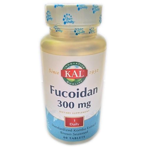 Quà tặng tết cho bố mẹ có thể là kal fucoidan